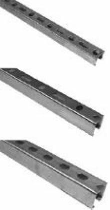 Produktbild: Installationsschiene / Montageschine Stahl verzinkt 27/18 200 mm